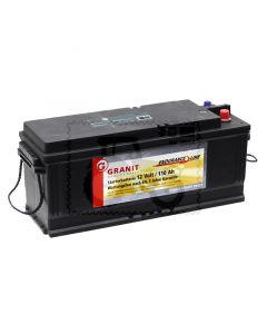 Baterie 12V / 110Ah umpluta 61023 61026 61043 018 610 40 0101 610013076A742