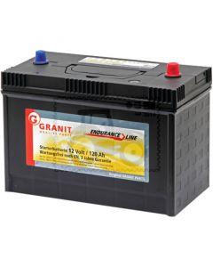 Baterie 12V / 120Ah, umpluta