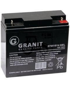 Baterie 12V 18Ah 1117-2013-01