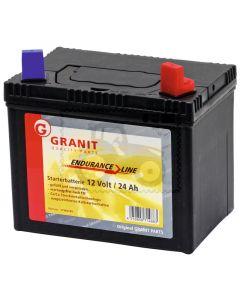 Baterie 12V / 24Ah U1R9