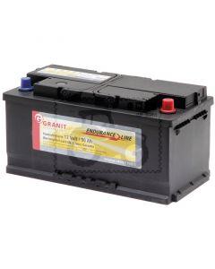 Baterie 12V / 90Ah umpluta 58812 58815 58827 58833