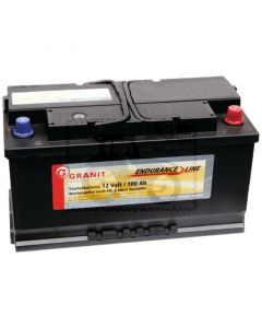 Baterie umpluta 12V / 100Ah 59219 60044