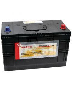 Baterie umpluta 12V / 105Ah 625012072A742 610047068A742