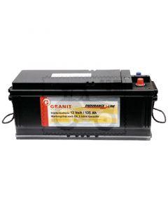 Baterie umpluta 12V / 135Ah 63539 63543 63544 018 635 44 0101 635052100A742 620109076A742