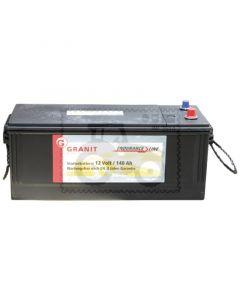 Baterie umpluta 12V / 140Ah 63530 64020 62045 018 640 35 0101 640103080A732 630014068A742