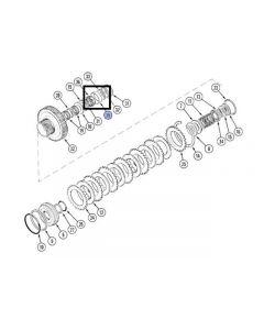 Case IH Cupa Rulment 1345709C1