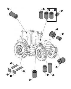 Case IH Filtru Combustibil 84476807
