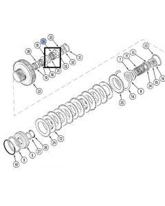 Case IH Rulment 1345710C1 47947286