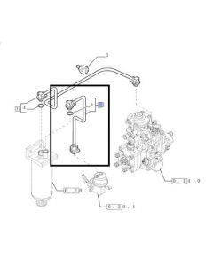 Conducta Plastic Motorina 2830473