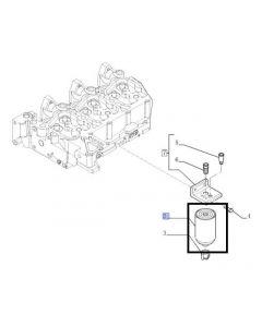 Filtru Combustibil 84526251