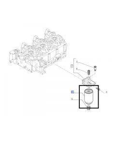 Filtru Combustibil 84565884 84171722