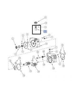 Filtru Pompa Injectie J146483
