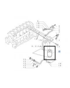 Filtru Ulei Motor 81879134