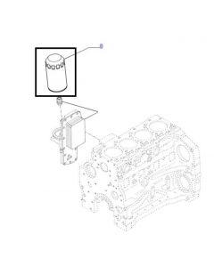 Filtru Ulei Motor 84228488