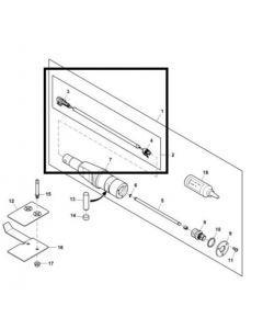 John Deere Cablu AL211633