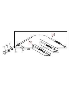 John Deere Cablu AM117643