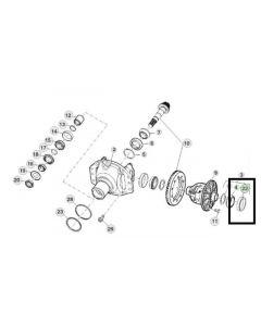 John Deere Cupa Rulment JD8237