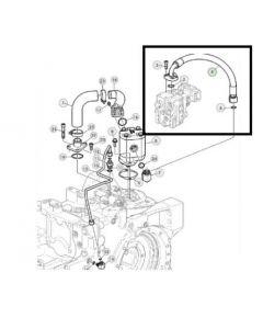 John Deere Furtun Hidraulic AL172935