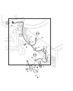 John Deere Instalatie Electrica AH220183