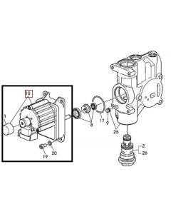 John Deere Motor Electric AL181805
