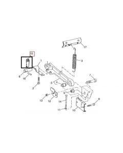 John Deere Pin H114001