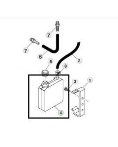 John Deere Rezervor Hidraulic L100937