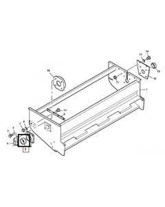 John Deere Rulment AZ61501