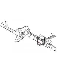 John Deere Rulment AZ64070