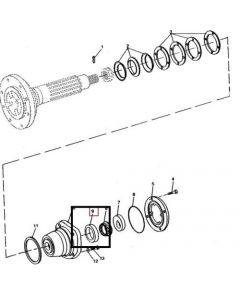 John Deere Rulment JD9109