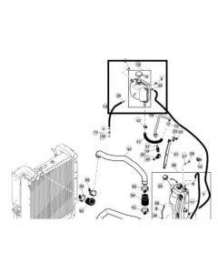 John Deere Vas Expansiune RE582551