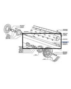 Laverda Ax Variator 322214850