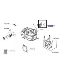 Laverda Filtru Ulei Hidraulic 003221044000 98-047511