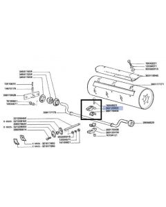 Laverda Semi-Suport 003001296580