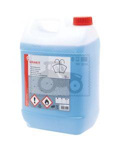 Lichid antigel pentru instalatia de spalat parbrizul, canistra 5 l