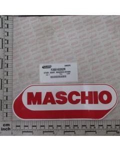 Maschio Gaspardo ETICH.IDENT. MASCHIO 257X 86 F20010202R