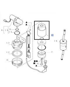 New Holland Filtru Combustibil 87803444 84565926